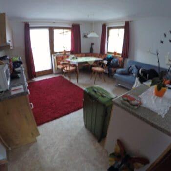 Haus Rosenegg Wohnküche