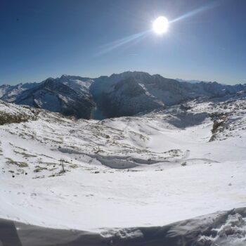 Hintertuxer Gletscher Gletscherhütte