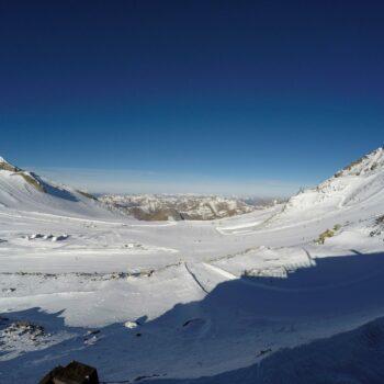 Hintertuxer Gletscher Panorama Plattform