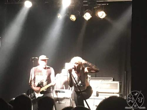 The Headlines Hannover Faust 14.07.17
