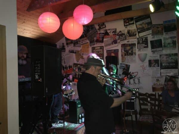 Ska Band Analog Bombs aus England