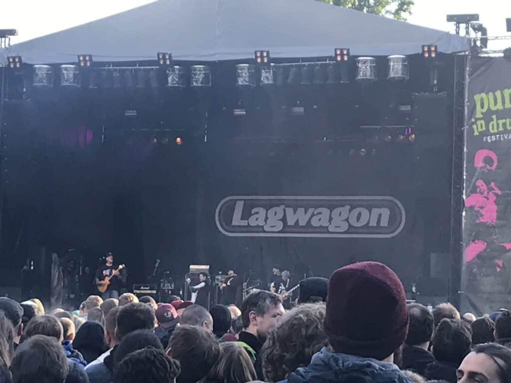 Punk in Drublic 2019 - Lagwagon Bild 3