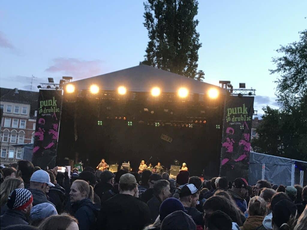 Punk in Drublic 2019 - NOFX Bild 4