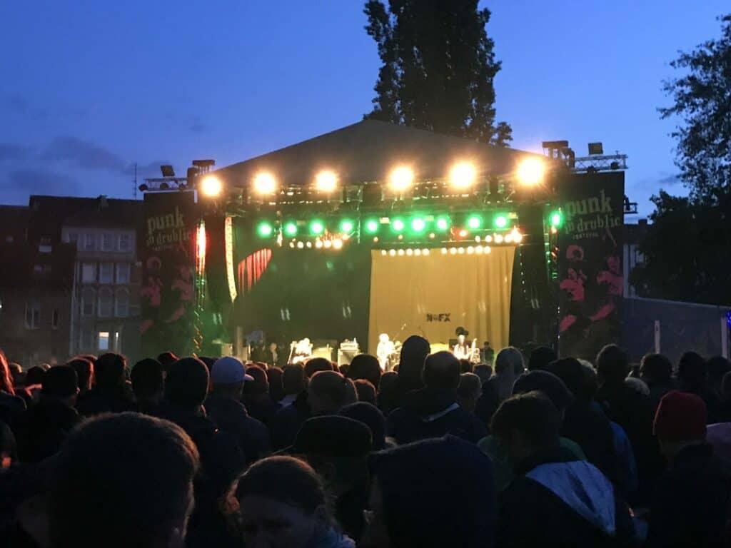Punk in Drublic 2019 - NOFX Bild 2