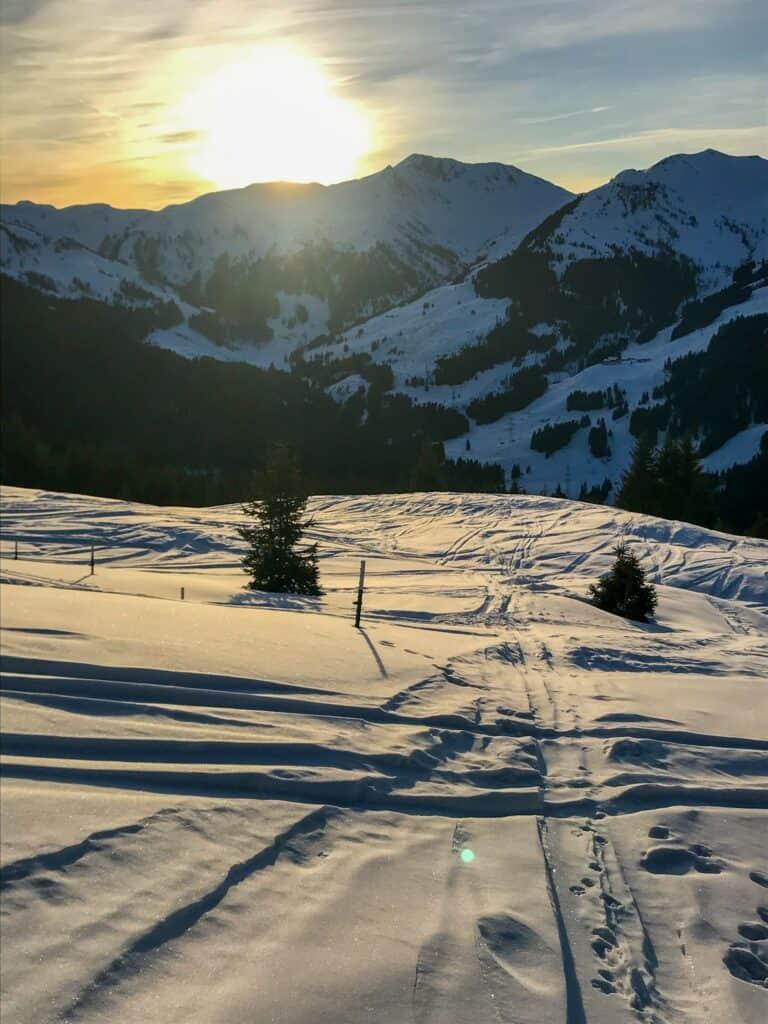 Backcountry Saalbach-Hinterglemm
